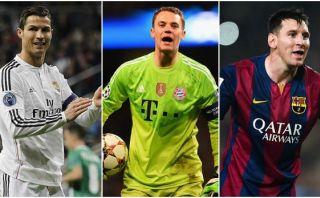 Balón de Oro: Cristiano Ronaldo encabeza encuestas de diarios