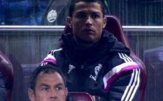 ¿Por qué Cristiano Ronaldo no arrancó frente al Atlético?