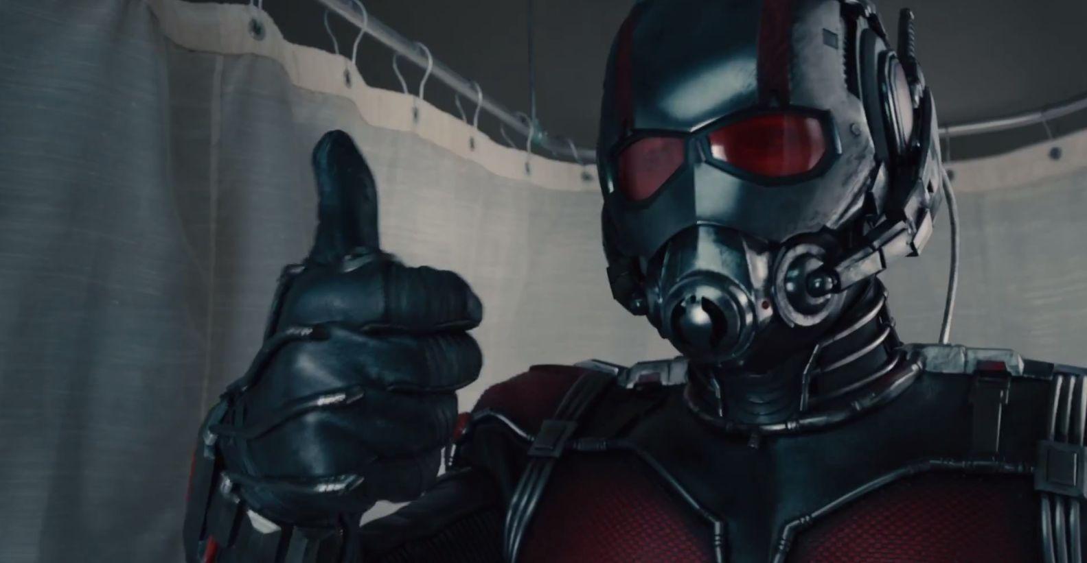 AntMan 10 respuestas sobre el hroe de Marvel  Luces  Cmic