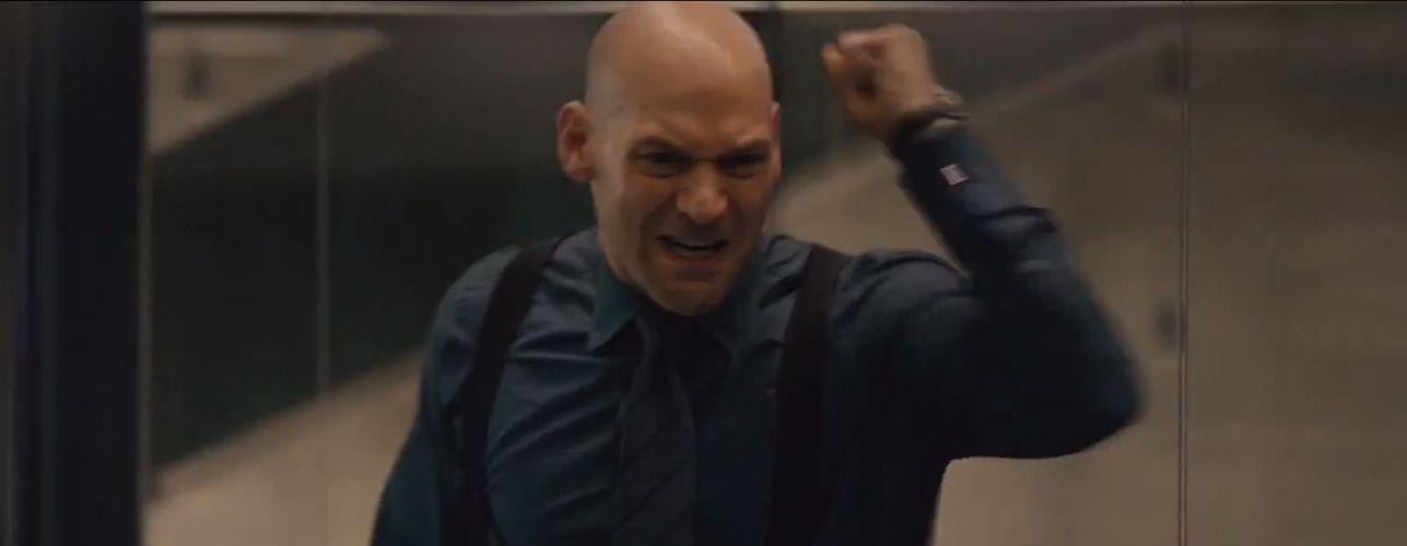 Corey Stoll es el villano de la película.
