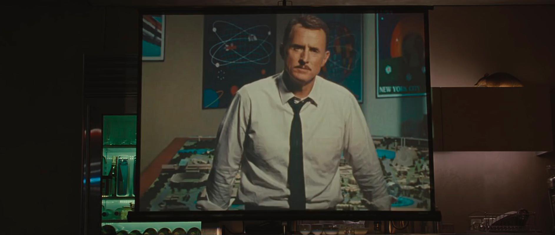 John Slattery hizo de Howard Stark en Iron Man 2 y ahora repetirá el plato.