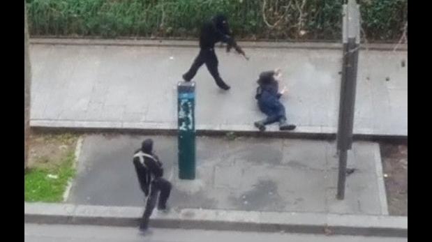 """""""Charlie Hebdo"""": así fue el metódico ataque terrorista"""