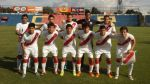 Selección peruana Sub 20: esta es la lista para el Sudamericano - Noticias de martin ugarriza