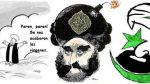 Las primeras caricaturas de Mahoma que levantaron polémica - Noticias de diario ojo