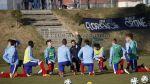 Alianza Lima: imágenes del duelo ante Atlético de Madrid 'B' - Noticias de gerson valladares