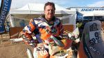 Dakar 2015: entérate cómo le fue hoy a motociclistas peruanos - Noticias de joan barreda bort
