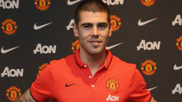 Víctor Valdés ficha con el Manchester United y se convierte en TT