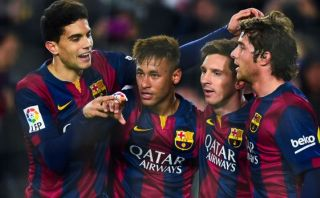 Barcelona vs. Elche: culés golearon 5-0 por Copa del Rey