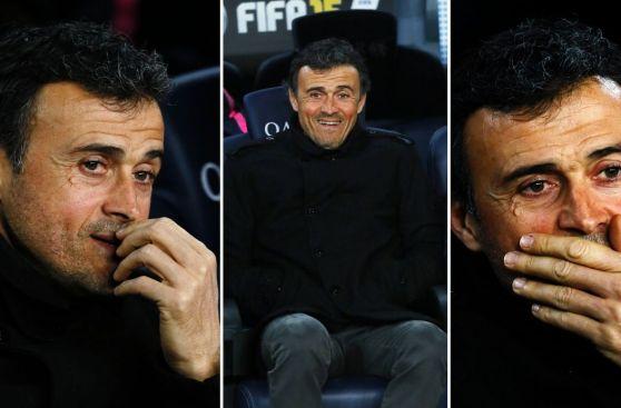 Lionel Messi vs Luis Enrique: cánticos y gestos en Copa del Rey