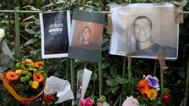 Twitter: #JeSuisAhmed recuerda musulmán muerto en Charlie Hebdo