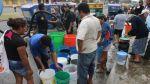 Trujillo no tiene plan para combatir desabastecimiento de agua - Noticias de florencia de mora