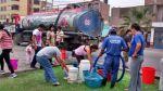 Trujillo: Sunass exige apurar obras para abastecimiento de agua - Noticias de gerente regional de salud