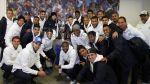 Alianza Lima visitó el Santiago Bernabéu del Real Madrid - Noticias de alianza cristiana