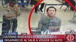 Video: desaparecido fue visto por última vez en el Jockey Plaza - Noticias de kia