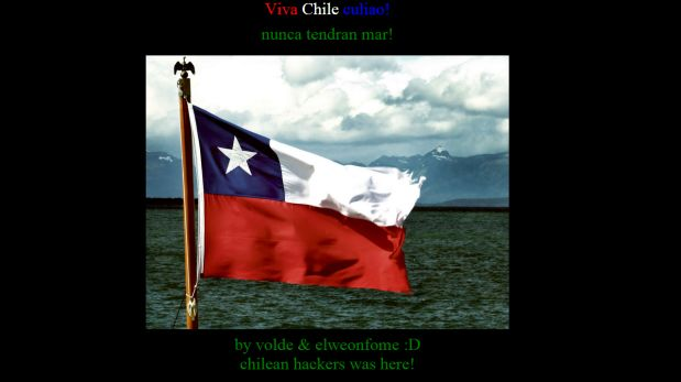 hackers chilenos: