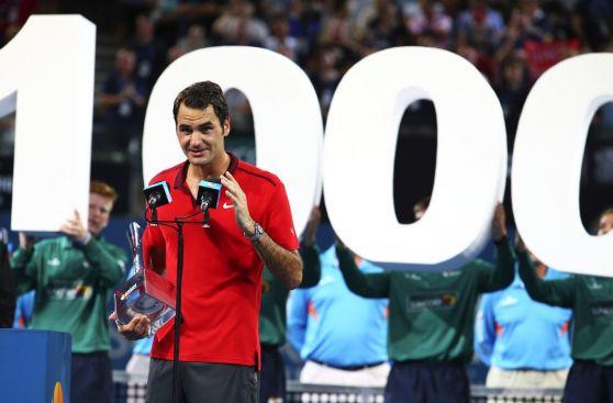 Roger Federer: ¿Qué dijo tras su histórica victoria 1000?