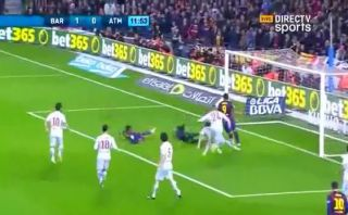 Barcelona vs. Atlético de Madrid: Neymar anotó tras dos fallas