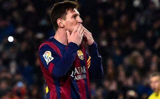 Lionel Messi anotó y sentenció triunfo sobre Atlético de Madrid