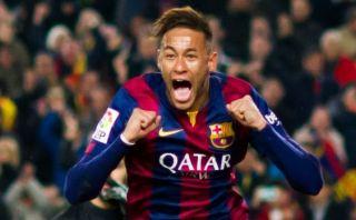 Neymar contestó sobre supuesta crisis en vestuario de Barcelona