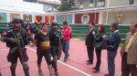 Cusco: Capturan a banda con armamento de guerra - Noticias de placas de rodaje