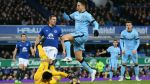 Manchester City vs. Everton: igualaron 1-1 por Premier League - Noticias de hora peruana