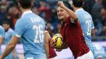 Roma empató 2-2 ante Lazio con dos goles de Francesco Totti - Noticias de jose holebas