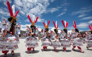 La fiesta que hace arder el sur: La Candelaria de Puno