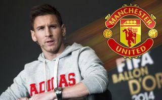Messi: ¿Por qué Man. United es el único que puede comprarlo?