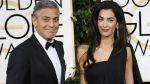 El Globo de Oro de George Clooney y Amal Alamuddin - Noticias de cecile baudier