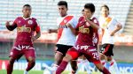 Universitario venció 1-0 a River y jugará final de Copa Bandes - Noticias de christofer gonzales