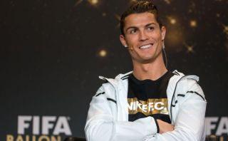 Cristiano Ronaldo a un paso de ganar un nuevo premio individual