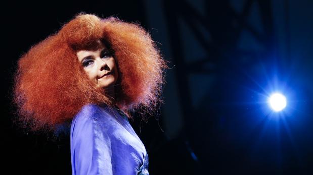 """Björk anunció el lanzamiento de """"Vulnicura"""", su nuevo disco"""