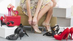 Amor y odio: ¿Cómo describirías tu relación con los zapatos?