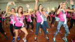 Las bellas candidatas a Miss Universo practicaron zumba [FOTOS] - Noticias de miss universo