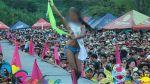 Polémico concurso Miss Tanguita para niñas de 6 a 10 años - Noticias de prostitución infantil