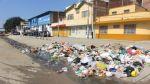 Tumbes también sufre por la acumulación de basura en las calles - Noticias de accidentes de tránsito