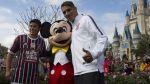 Paolo Guerrero: el video de su visita a Disney por Corinthians - Noticias de hinchas famosos