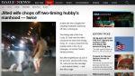 Mujer le cortó dos veces el pene a su esposo infiel - Noticias de mujer golpeada