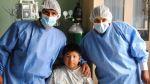 Trasplante de riñón: niño salvó la vida de adolescente de 12 - Noticias de luis dulanto monteverde