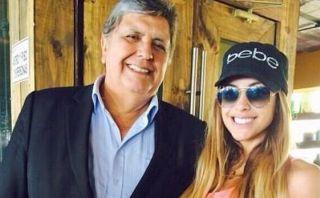Twitter: Milett Figueroa se luce en foto con Alan García