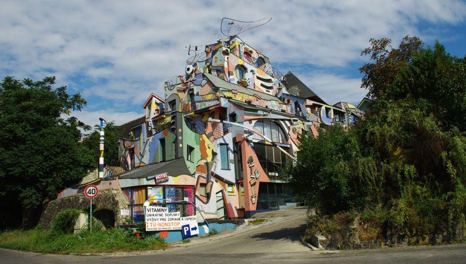 Explosión de color: Conoce el Hotel Spirit de Eslovaquia