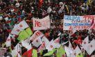 Régimen Laboral Juvenil: opositores marcharán desde las 5 p.m.