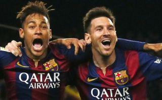 Lionel Messi y Neymar no jugarán hoy en el Barcelona ante Elche