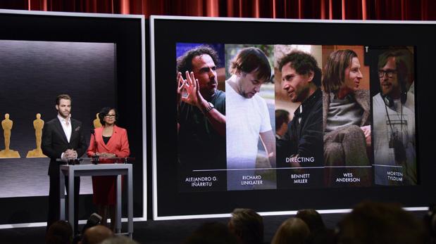 Óscar 2015: la lista completa de nominados