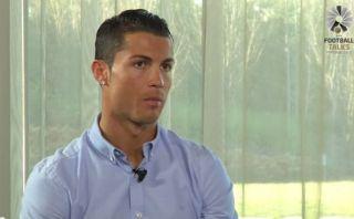 Cristiano Ronaldo reveló secretos para ser el mejor del mundo