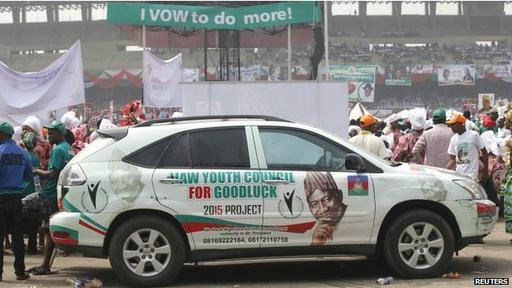 Los políticos nigerianos parecen estar más interesados en las elecciones que en la seguridad.