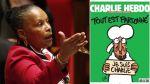 """""""En Francia tenemos derecho de burlarnos de cualquier religión"""" - Noticias de christiane taubira"""