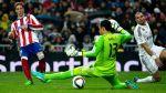 Real Madrid se despidió con dos goles madrugadores del Atlético - Noticias de línea blanca