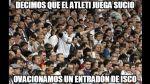 Real Madrid vs. Atlético de Madrid: memes de la caída merengue - Noticias de remate de bienes