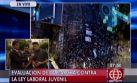 Protesta contra régimen juvenil fue pacífica, insisten jóvenes